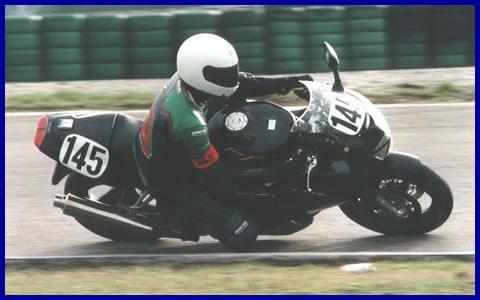 Honda VTR 1000 F, 115 PS