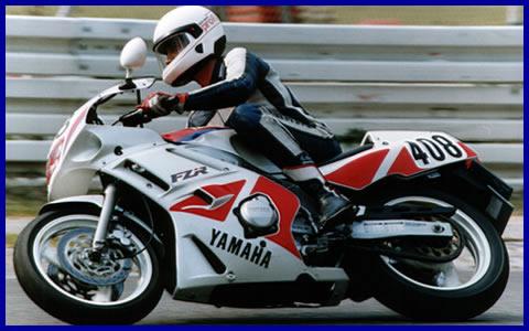 Yamaha FZR 600