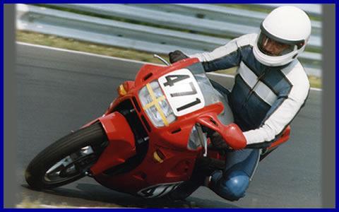 Honda CBR 900 Fireblade