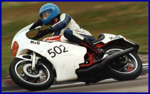 Yamaha RD 350 YPVS