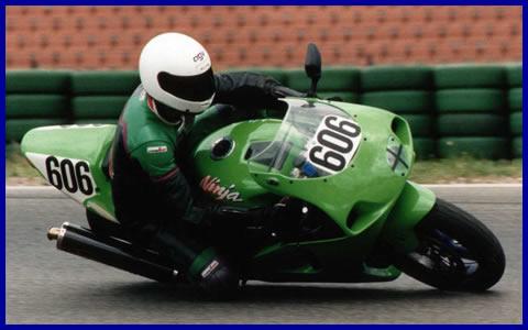 Kawasaki ZX 7 RR